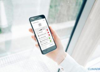 Tecnologia e benessere: Climapac arriva sullo smartphone.