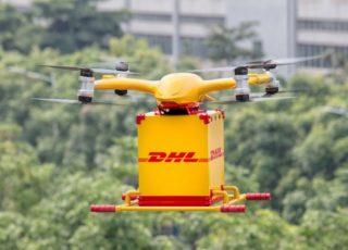 DHL Express e EHang: una partnership all'insegna dell'innovazione logistica
