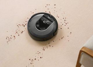 Con Roomba i7+ la pulizia dei pavimenti non sarà più un problema