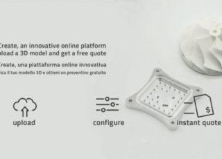 Create si rinnova con stampa CNC e Bitcoin