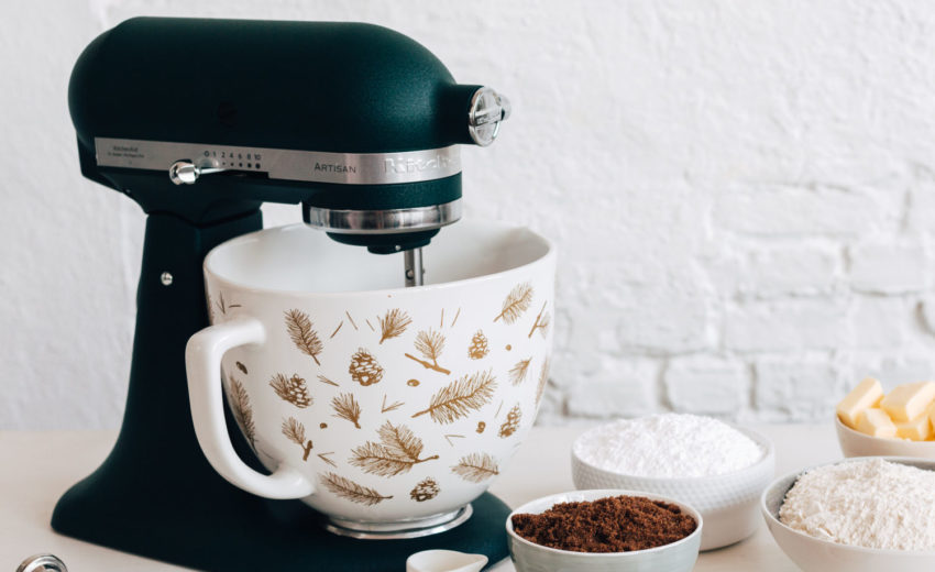 KitchenAid presenta il nuovo robot da cucina Artisan - InnovaMI