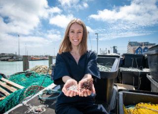 Bioplastica di origine marina: arriva il James Dyson Award