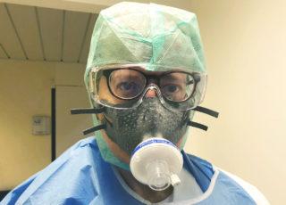 Elmec 3D stampa mascherine per i reparti di rianimazione