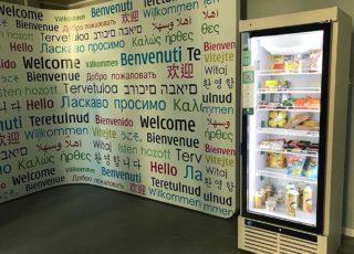 FrescoFrigo apre il primo supermercato di condominio