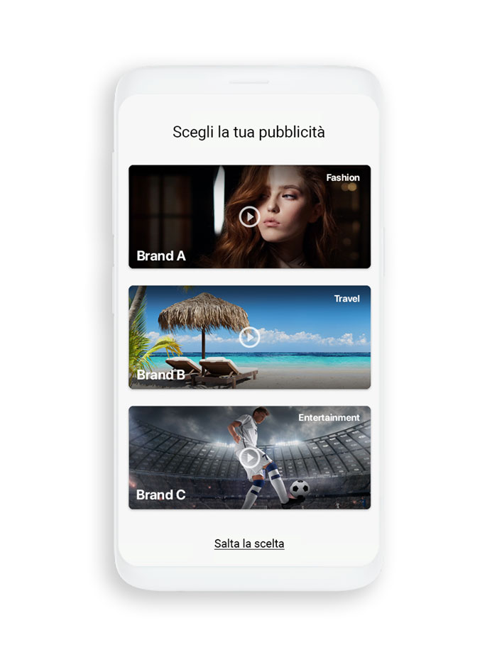 video chooser