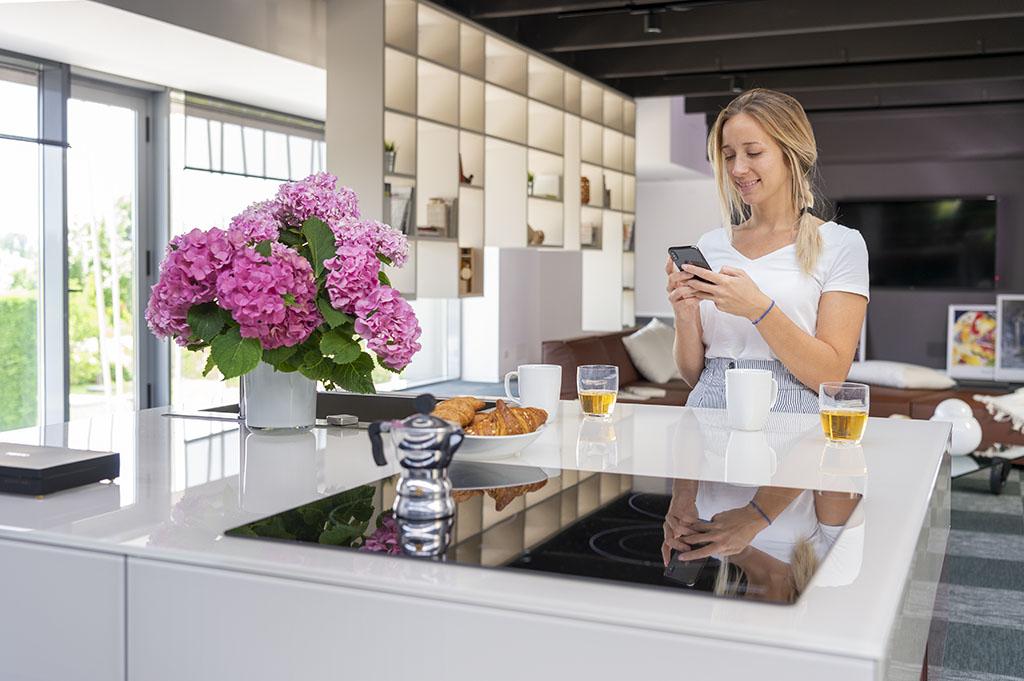 Sistemi per smart home con app: Nice,soluzioni tech affidabili e di prestigio