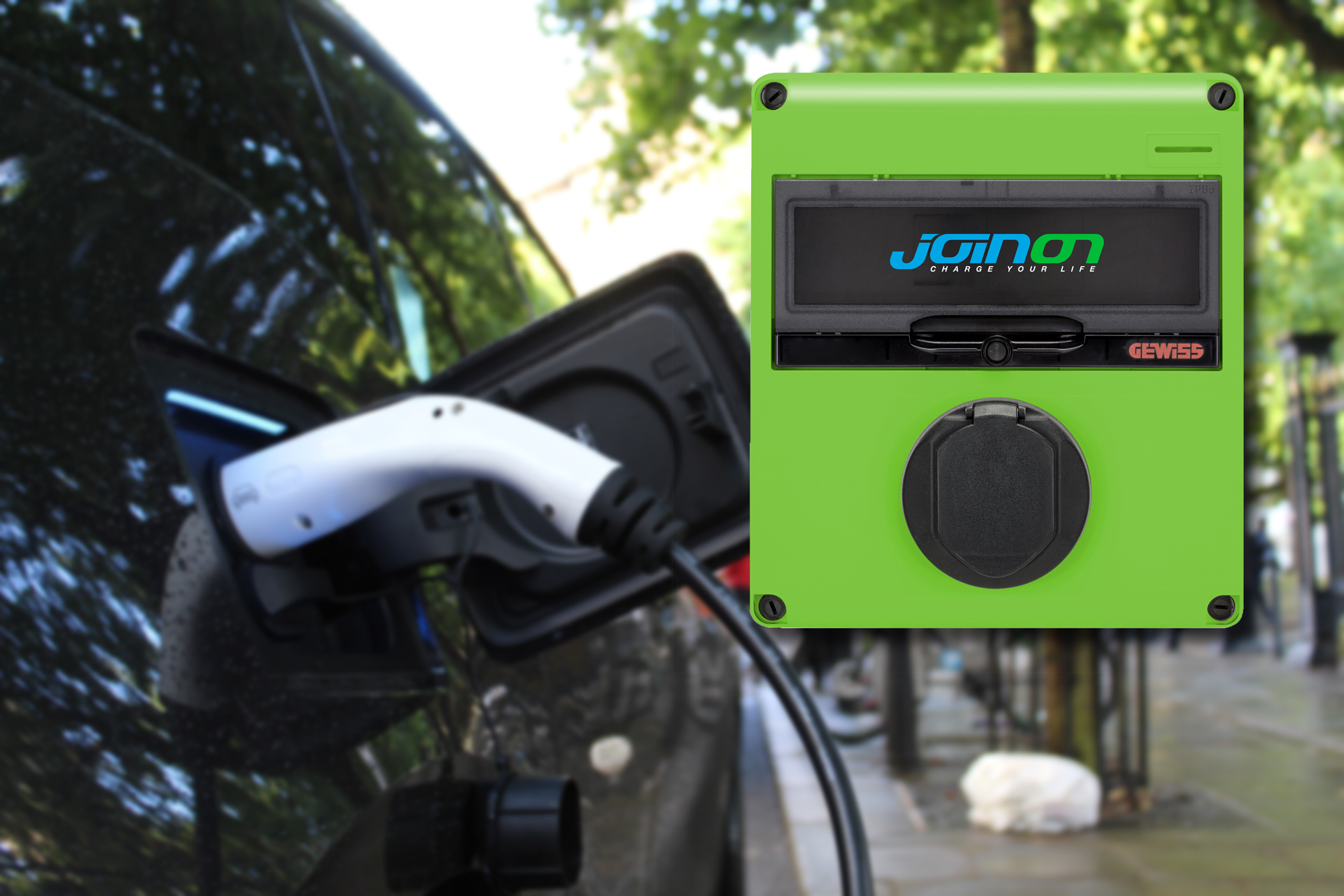 Wallbox Gewiss per ricaricare auto elettriche: una easy smart mobility