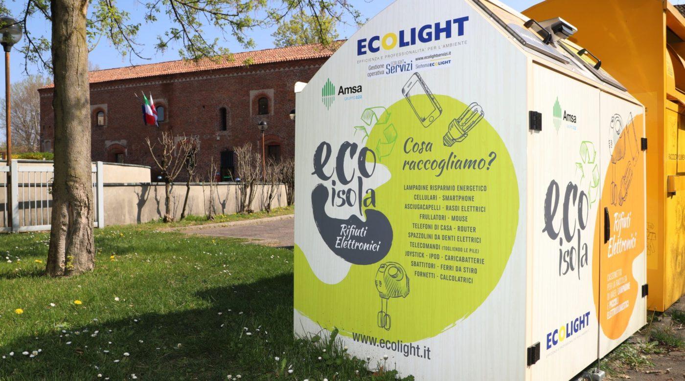 Rifiuti elettronici: i numeri della raccolta di Ecolight nel 2019