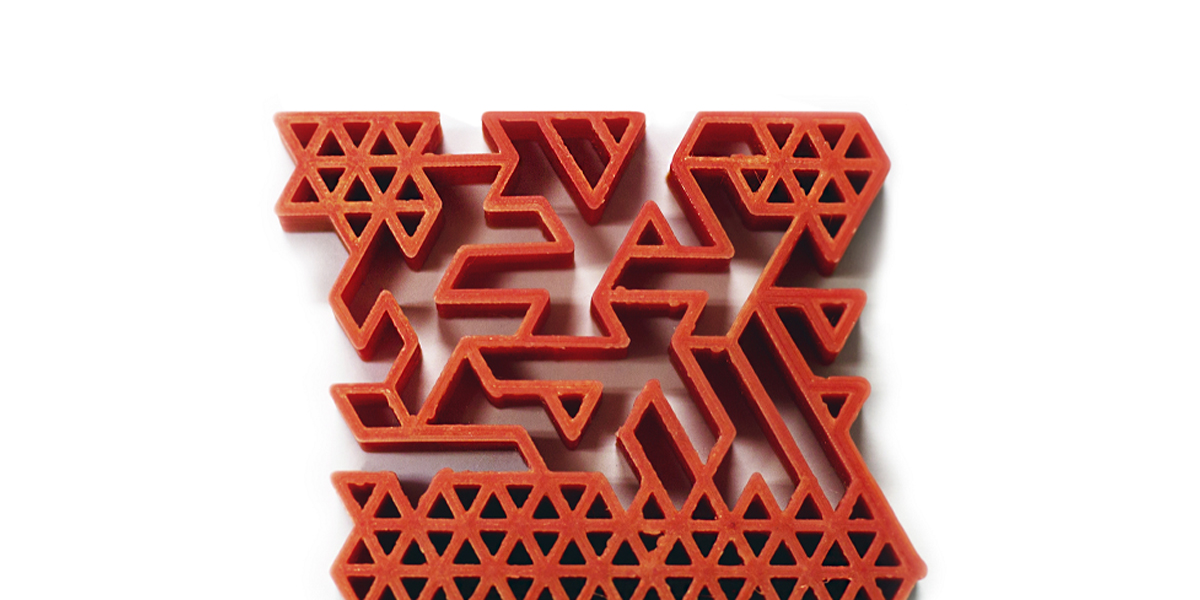Attuatori meccanici progettati dall'IA e stampati in 3D