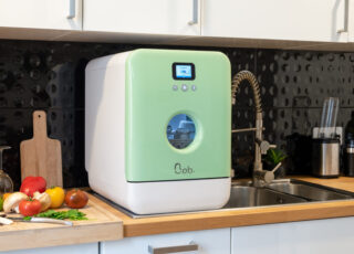 In cucina arriva Bob, la mini lavastoviglie attenta all'ambiente
