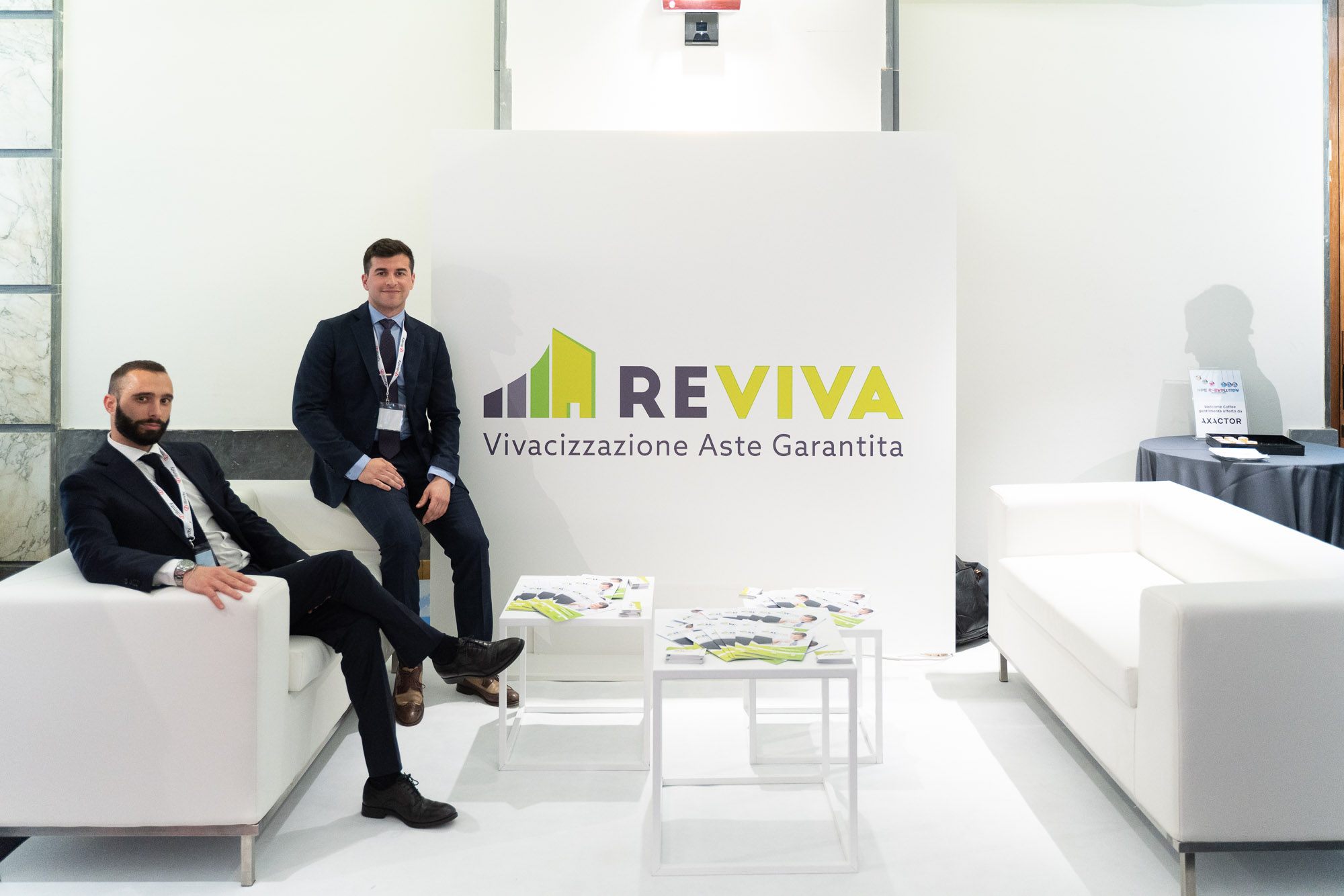 "Aste immobiliari: ""Reviva"" la start-up delle aste entra in Fintech District"