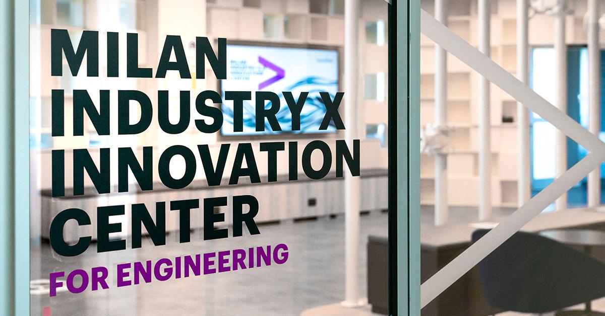 Nuovo Centro Accenture Milano