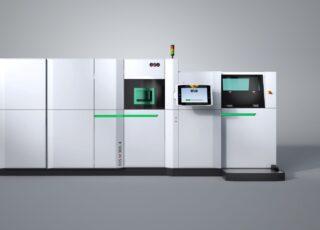 La prima stampante 3D al mondo per la produzione di alluminio