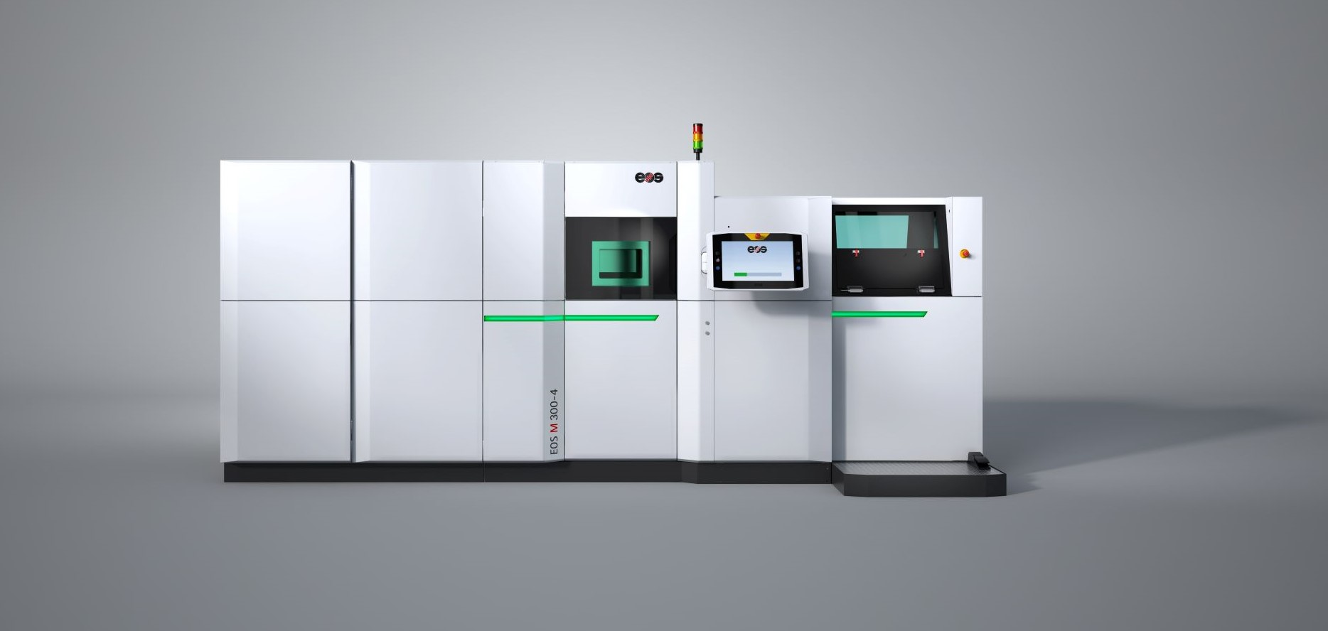 Stampante 3D per la produzione in alluminio