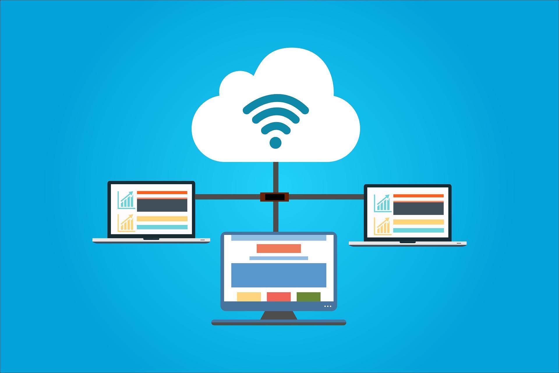 Tecnologia Cloud imprese