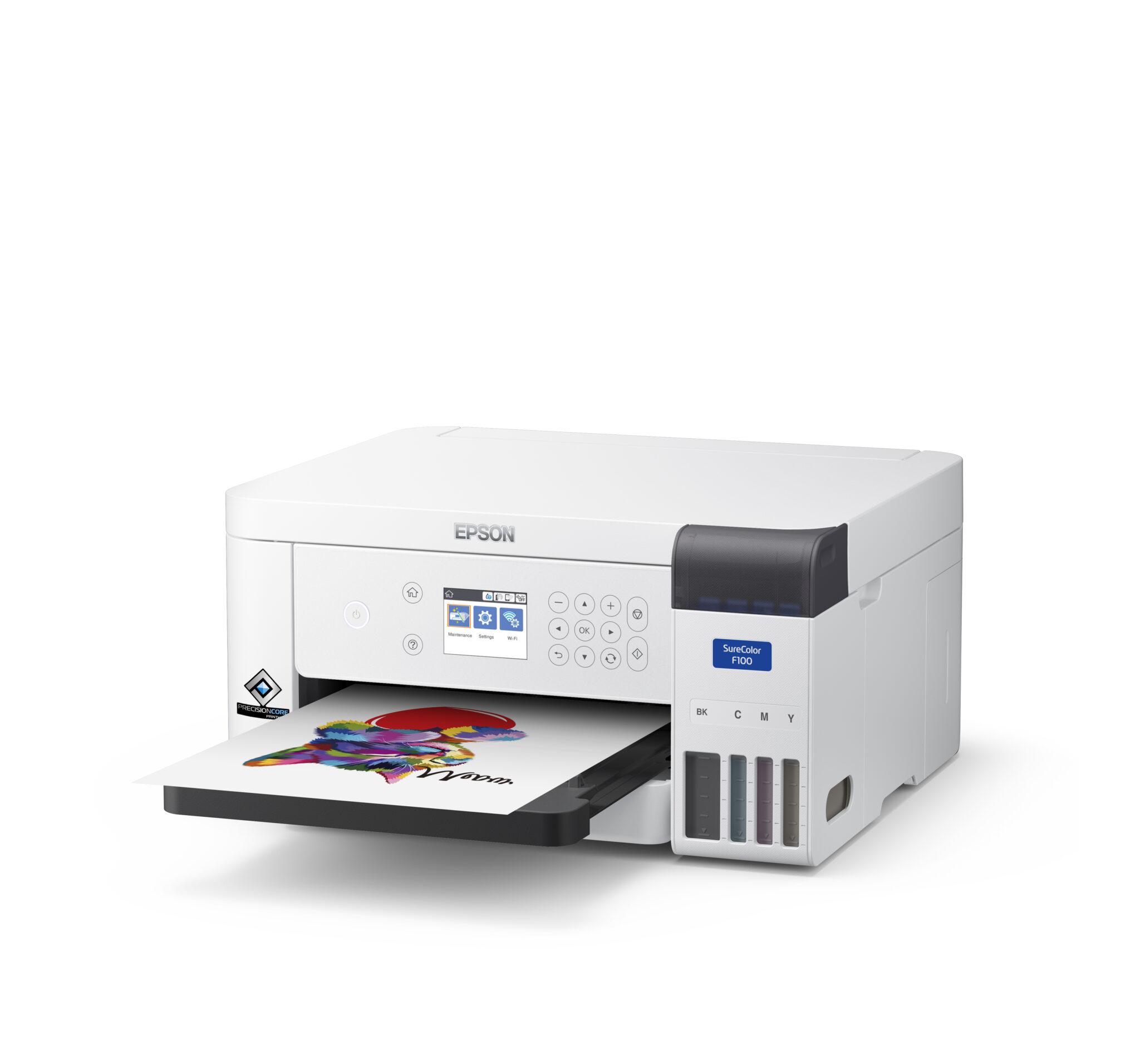 Nuova stampante a sublimazione Epson