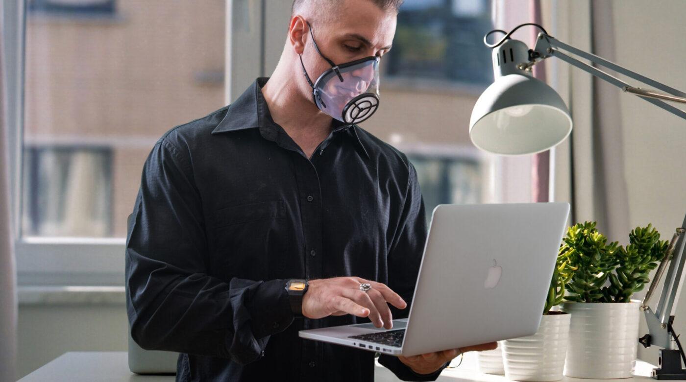 Your Mask mascherina trasparente