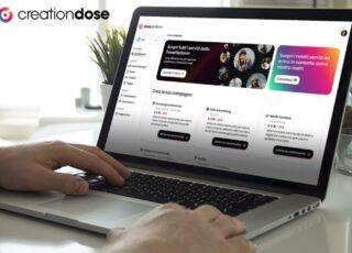 CreationDose lancia la nuova piattaforma DosePlatform