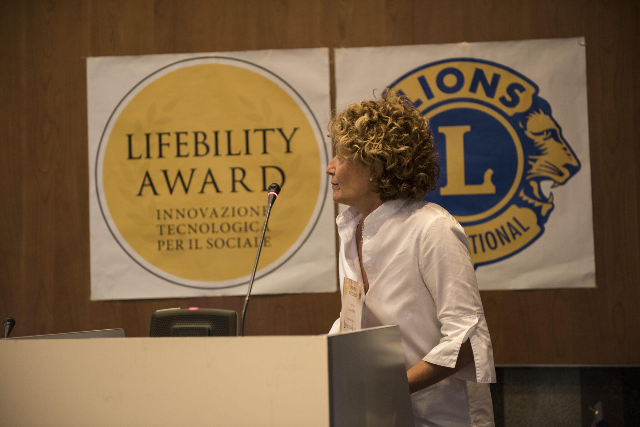 lions lifebility award covid