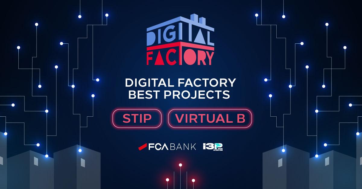 digital factory vincitori