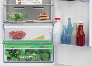 Arriva la tecnologia HARVESTfresh nei frigoriferi Beko