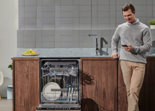 Arrivano i nuovi modelli di lavastoviglie Electrolux con interfaccia QuickSelect