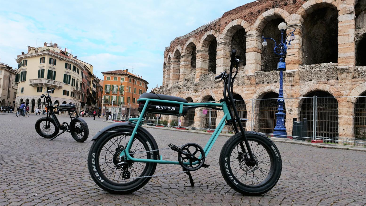 Phatfour E-bike Italia