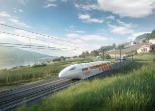 RFI e Nevomo al lavoro per i treni a levitazione magnetica