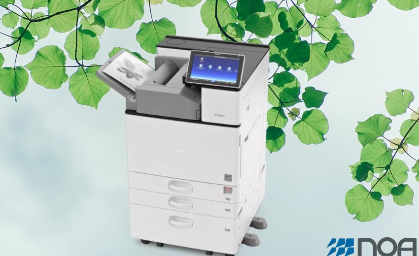 NOA stampanti multifunzione sostenibili