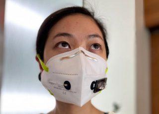 Le mascherine che riconoscono il Covid con il tessuto italiano DreamLux