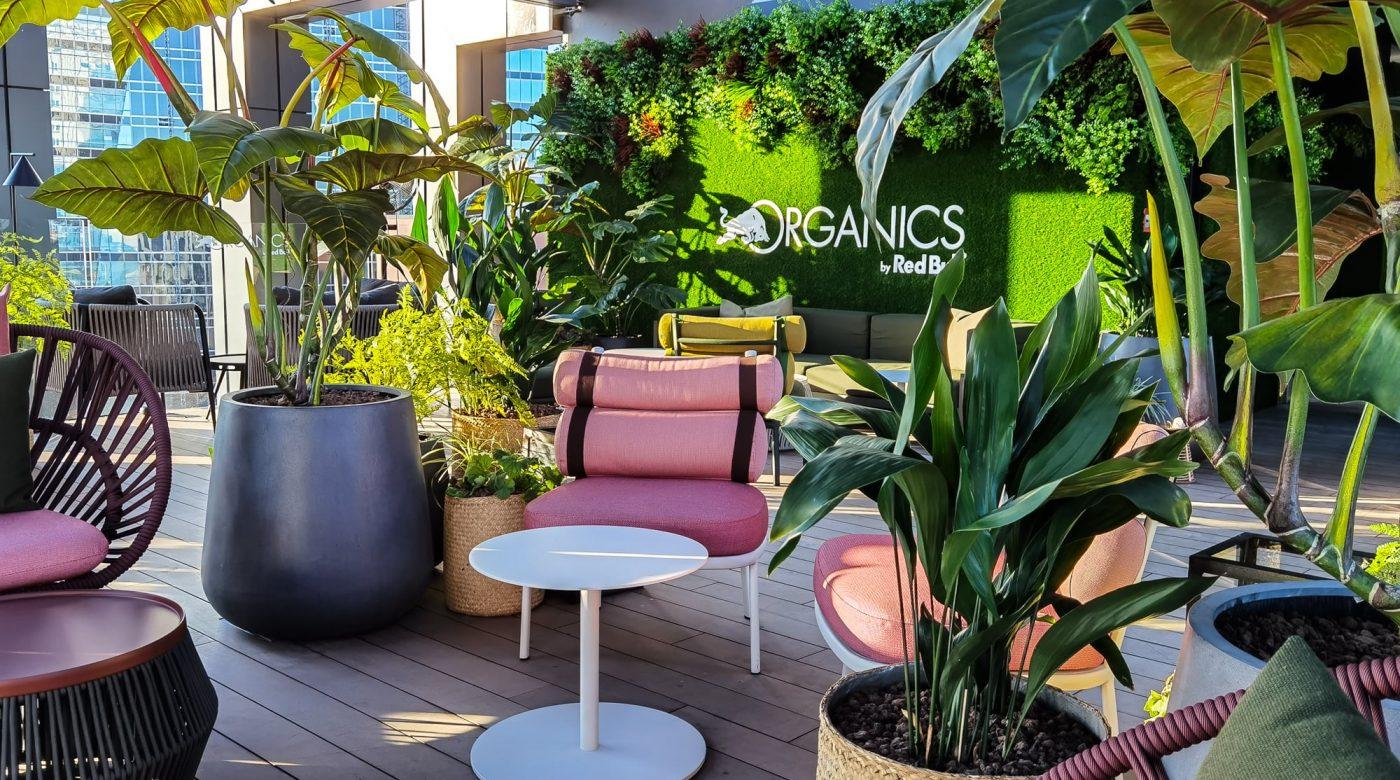 Organics Sky Garden Milano